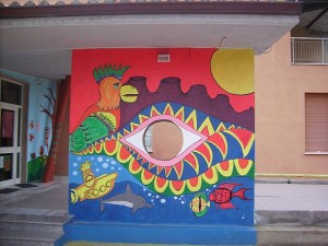 Ingresso murale