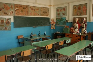 Laboratorio di scienze Thiesi